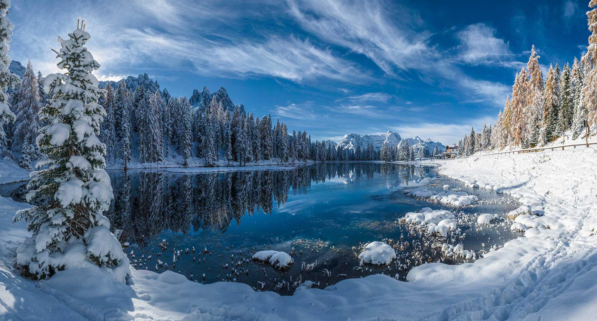Winter wonderland Lago-Antorno_©nicolabombassei